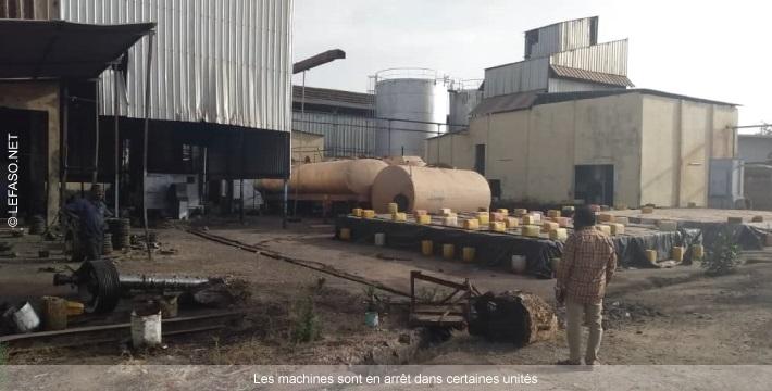 Economie: Les industries d'huilerie se meurent à Bobo-Dioulasso