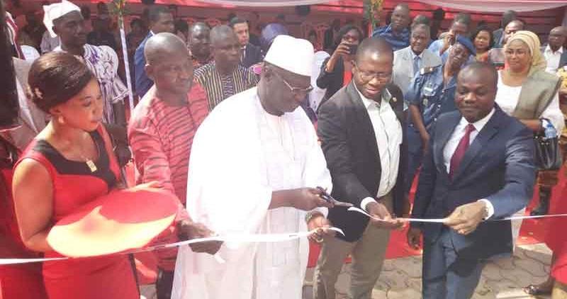 Economie: La Société Générale Burkina Faso (SGBF) innove à Bobo avec une seconde agence; l'Agence Bobo Stade