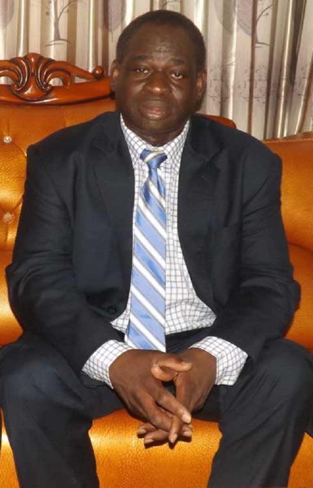 Député Alfred Sanou: «Il y a des gens qui en  voulaient à ma carrière politique»