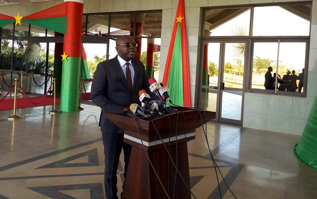 Situation sécuritaire: Le président du Faso déclare l'état d'urgence dans plusieurs provinces du pays