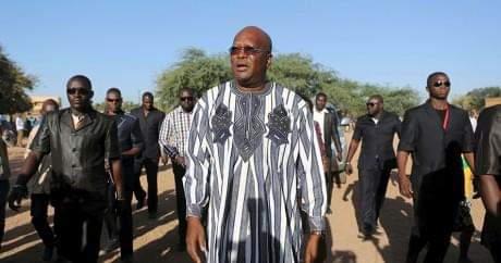 Burkina: visite surprise du président Kaboré à Yirgou, théâtre d'attaques meurtrières