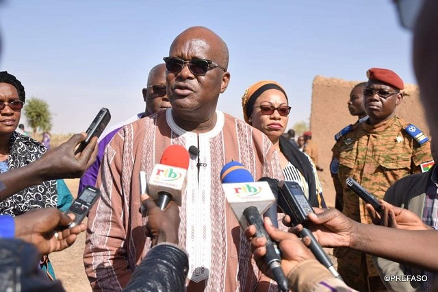 Crise à Barsalgho: Le président Kaboré lance un appel à la paix et à l'unité de tous les Burkinabè