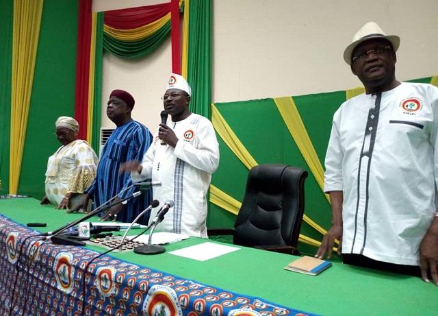Vie politique nationale: L'ex-parti au pouvoir, le CDP, se dote d'un Haut-conseil