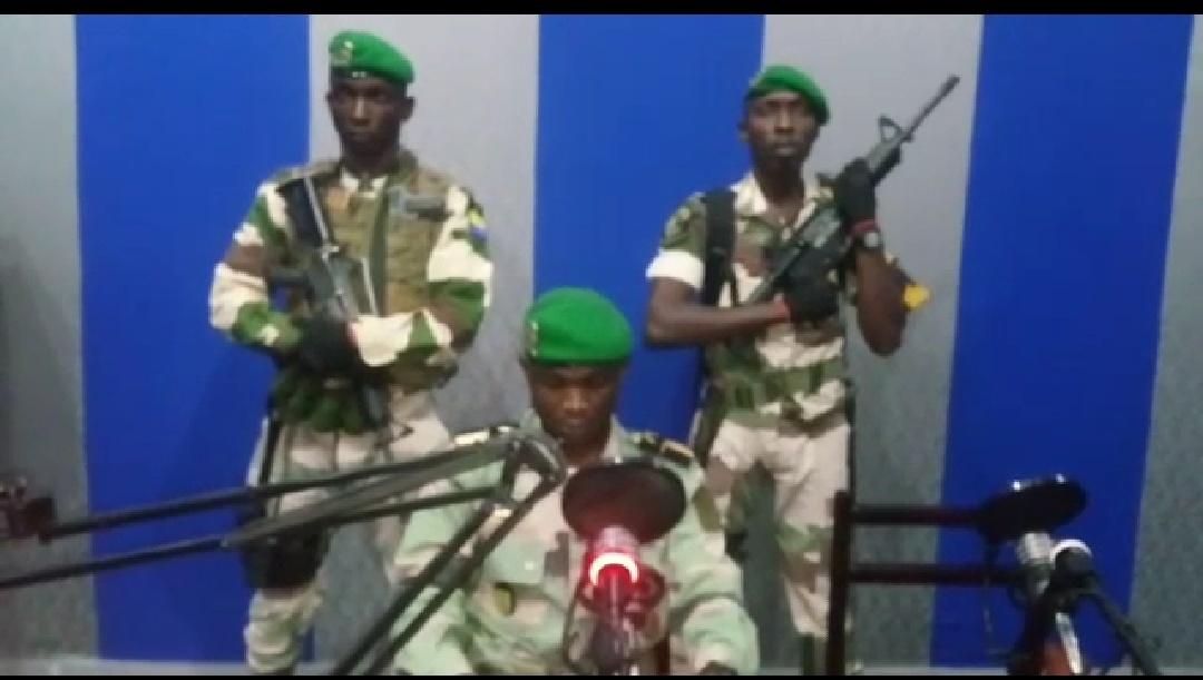 Gabon: Un groupe de militaires prend le contrôle de la radio publique d'État