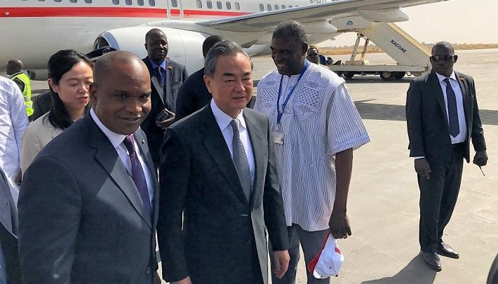 Chine-Afrique: Les promesses de WANG Yi
