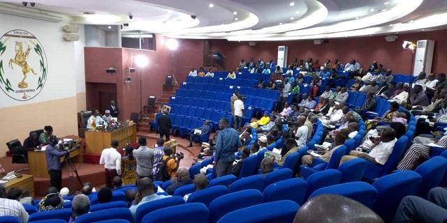 Assemblée nationale: La prorogation de l'état d'urgence au menu d'une session extraordinaire