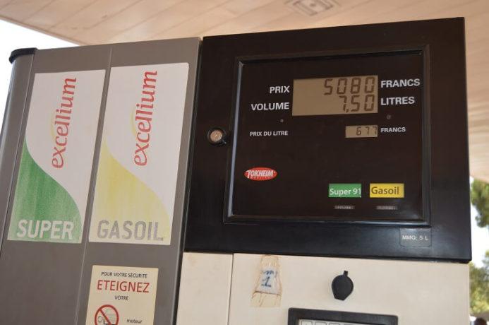 Burkina Faso: Une diminution des prix des hydrocarbures à compter de ce 9 janvier