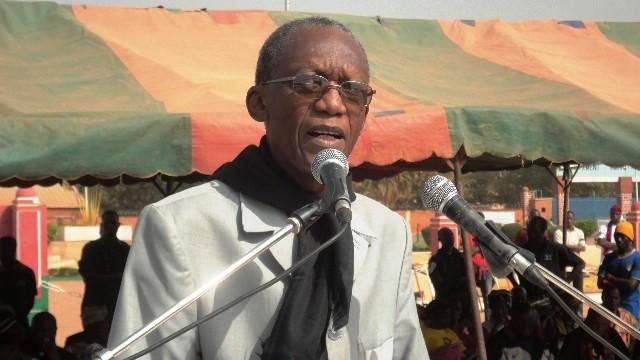 Baisse des prix du carburant: «Une tentative de diversion de la part du gouvernement», selon Chrysogone Zougmoré premier vice-président de la CCVC