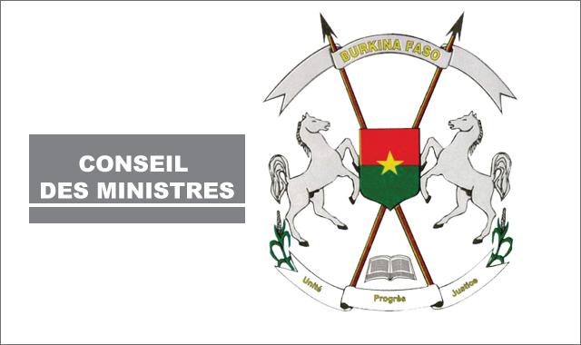 Compte rendu du Conseil des ministres du mercredi 09 janvier 2019