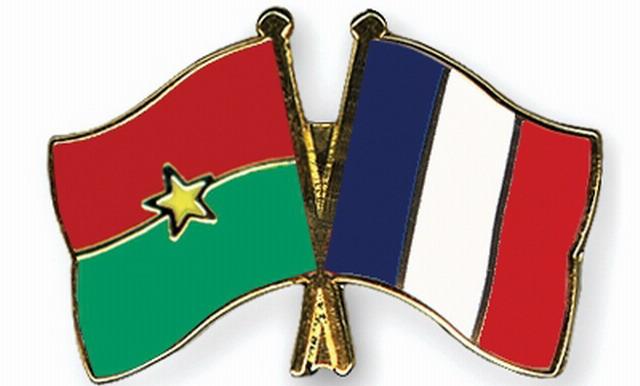 Cérémonie de recueillement et de retrouvailles pour la paix au Burkina Faso le 26 janvier 2019 à Rennes (France)