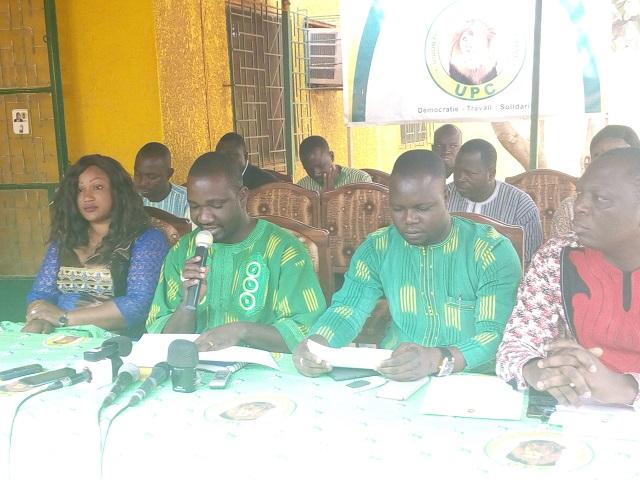 Drames de Yirgou: La jeunesse militante de l'UPC sera à la marche de protestation du 12 janvier à Ouagadougou et à Dori