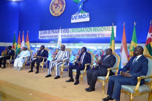 Intégration: L'UEMOA des peuples, le grand défi 25 ans après