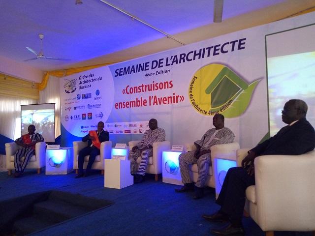 Semaine de l'architecture: «Construisons ensemble l'avenir»