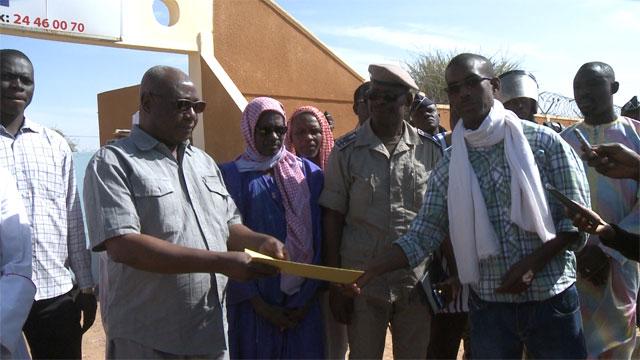 Marche de protestation à Dori contre le drame de Yirgou: les communautés vivant au sahel adressent une lettre au président du Faso