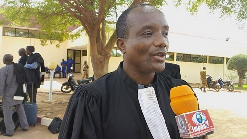 Me Prosper Farama se fâche contre Djibrill Bassolé: