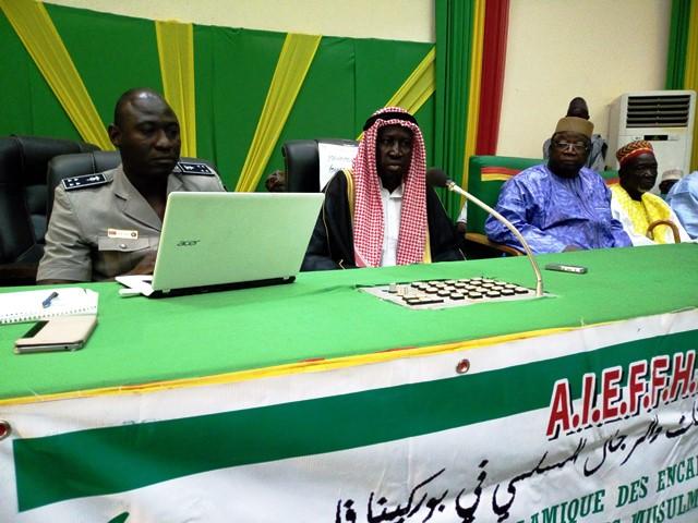 Promotion de la paix: Les musulmans invités à jouer leur partition