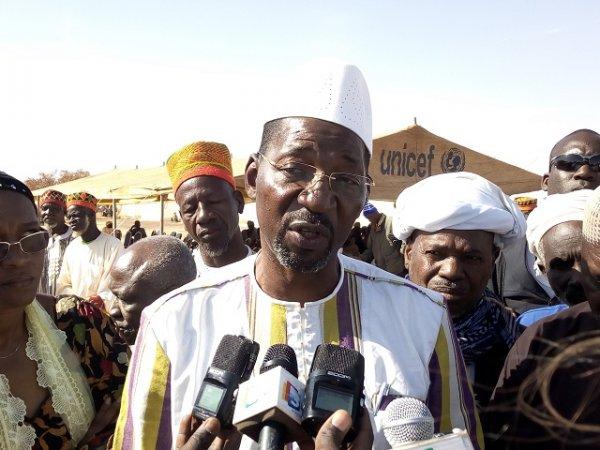 Bala Alassane Sakandé à propos du Drame de Yirgou: «Ce qui s'est passé n'honore pas le Burkina. Pas du tout»