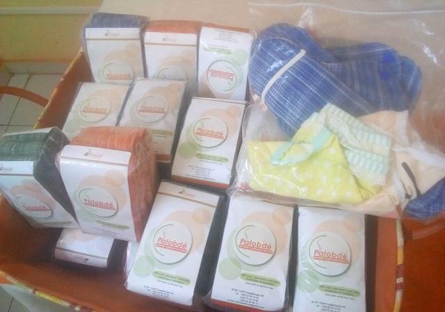 Gestion des menstrues: Des serviettes hygiéniques made in Burkina