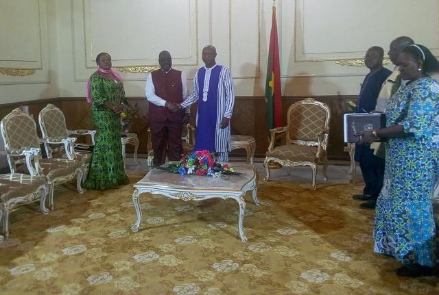 Cour de justice de l'UEMOA: Les prochaines assises se tiendront au Burkina