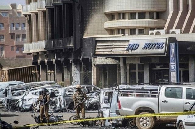 Attaques terroristes: Il y a trois ans, le temps s'arrêtait sur Kwamé-N'krumah