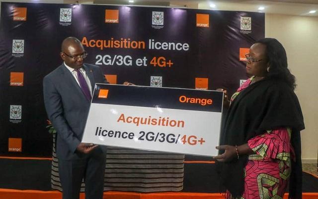 Internet mobile: Orange Burkina embarque ses consommateurs dans l'ère du 4G