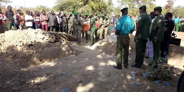 Forestier tué à Tapoa Djerma: Salifou Sakandé repose désormais au cimetière de Gounghin