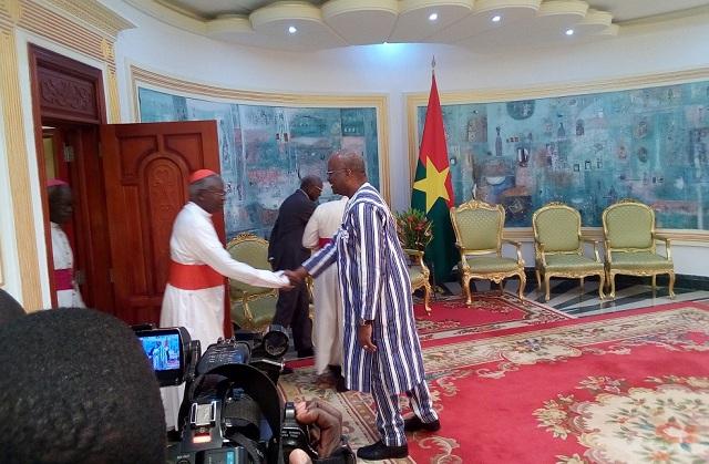 Cohésion sociale au Burkina: «Il faut que nous apprenions à vivre ensemble afin d'éviter les différents dérapages», clame Mgr Paul Ouédraogo