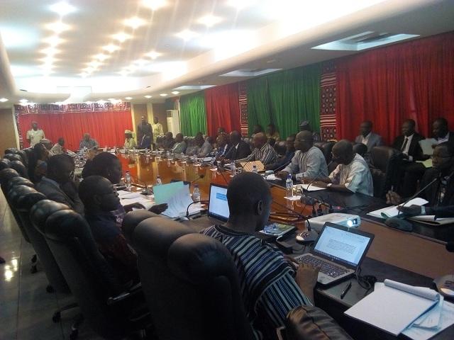 Climat des affaires au Burkina Faso: Une amélioration satisfaisante en 2018