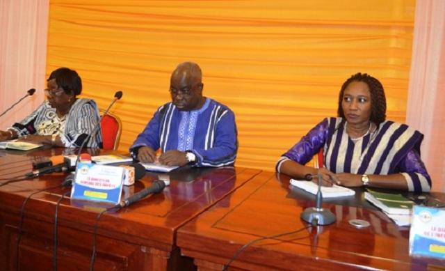 Rentrée fiscale 2019: «En 2019, on a créé un seul nouvel impôt», Adama Badolo, directeur général des impôts