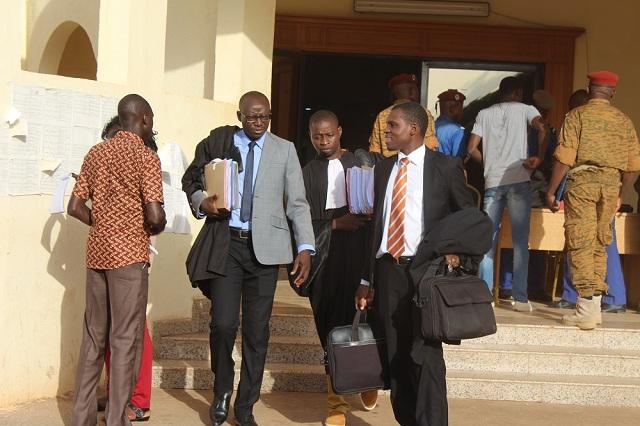 Procès du putsch de 2015: Deux accusés bénéficient d'une liberté provisoire