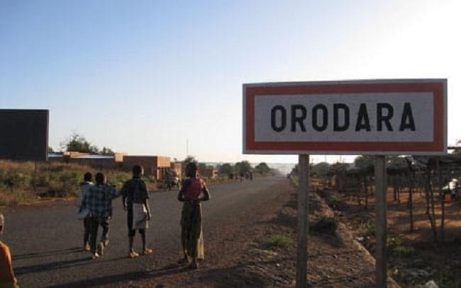Commune de Orodara: Une chaude matinée entre les agents de la police et la population