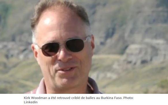 Burkina Faso: Le géologue canadien enlevé a été retrouvé mort