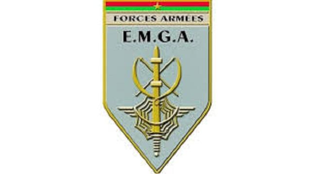 Etat major général des armées: En attendant la prise de commandement de  Moïse Minoungou...