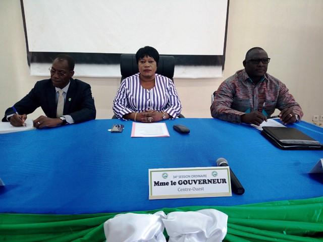 34e session du Conseil national de l'eau: Pour une gestion rationnelle des ressources en eau