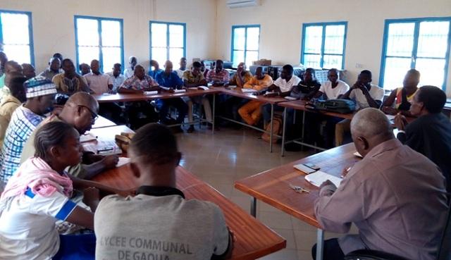Gaoua: Des concertations pour que les élèves reprennent le chemin de l'école