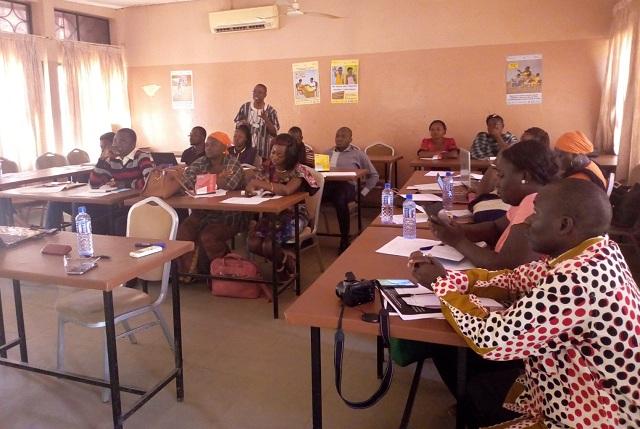 Santé de la reproduction: L'ONG PRB encourage les journalistes burkinabè à jouer un rôle de veille et d'alerte