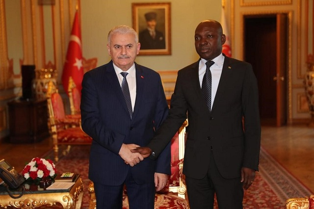 Coopération Turco-burkinabè: La Grande Assemblée nationale de Turquie solidaire du Burkina Faso