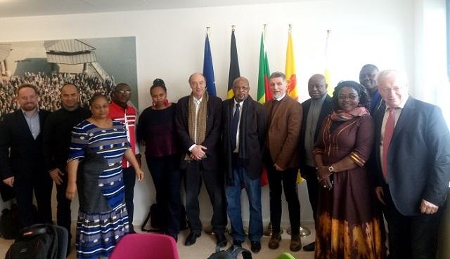 Cinquantenaire du Fespaco 2019: Les autorités belges annoncent leur soutien à l'organisation