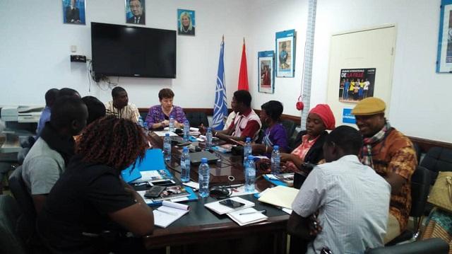 Education au Burkina: «Presque 100 000 enfants ne vont plus à l'école», soutient Anne Vincent, représentante de l'UNICEF