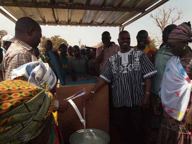 Accès à l'eau potable: Fin de corvée d'eau pour quatre villages de la commune de Karangasso Sambla
