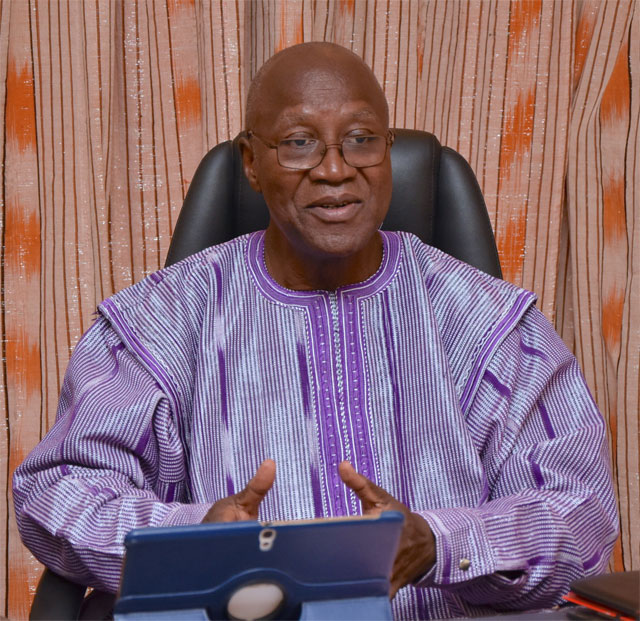 Christophe Dabiré, Premier ministre: La biographie du nouveau chef du gouvernement du Burkina Faso