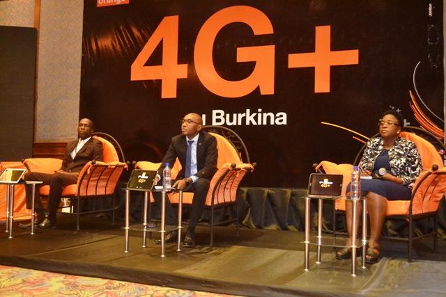 4G+ de Orange Burkina: Pour plus de rapidité dans la connexion internet