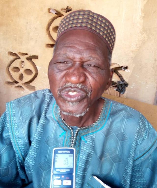 Moussa Thiombiano alias Django, responsable des Koglwéogo de l'Est: «Le ministère de la Sécurité n'a pas joué son rôle …»