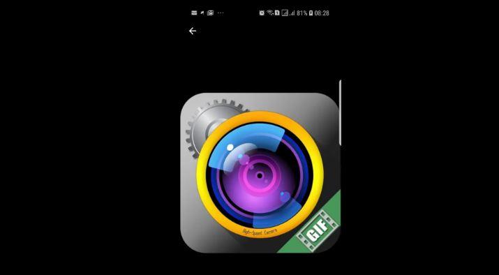 AstuceTic: Réalisez des rafales et des GIF avec «High-Speed Camera»