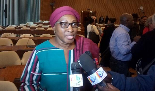 Alimata Salambéré, Première présidente du comité d'organisation du FESPACO: «Je pense que le cinéma africain a un avenir radieux»