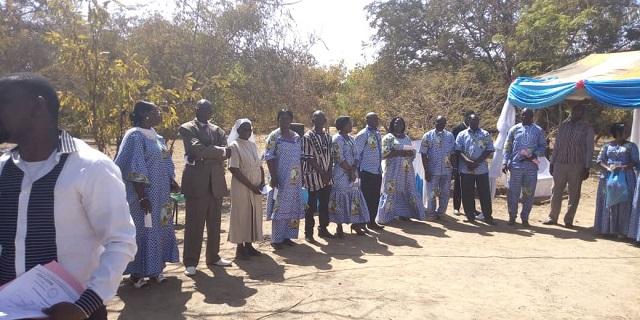Hôpital Paul VI de Ouagadougou: Dix agents faits chevaliers de l'Ordre de mérite