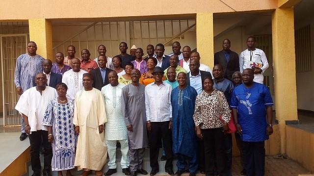 Conseil supérieur de la communication (CSC): Les conseillers présentent leurs vœux au monde des médias et de la communication