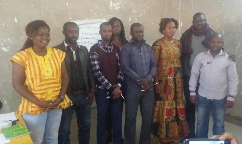 Réseau d'initiative des journalistes: Un nouveau bureau pour relever les défis