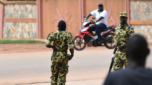 Sergent-chef Laoko Mohamed Zerbo: «Je suis un commando qualifié, attitré, mais pas invisible»
