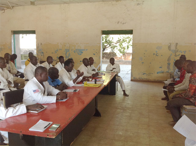 Sports: Vers la dissolution du bureau exécutif de la Fédération burkinabè de karaté